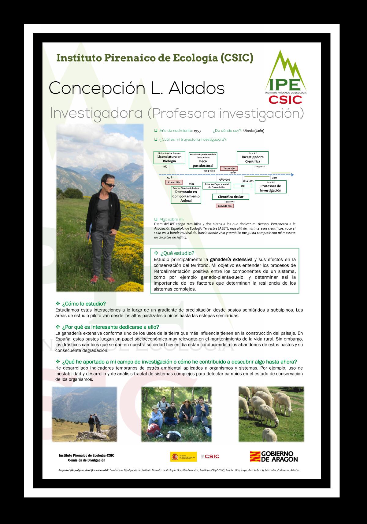 Concepción L. Alados