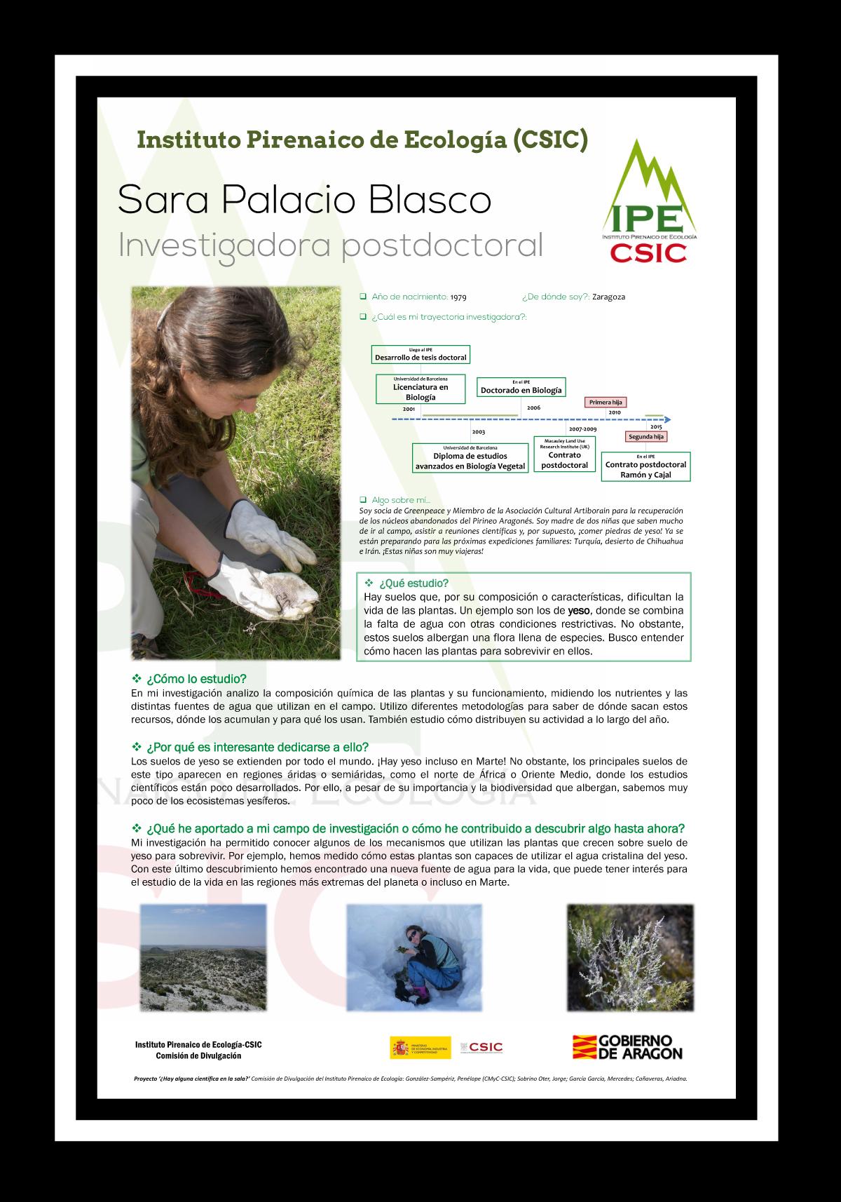 Sara Palacio Blasco