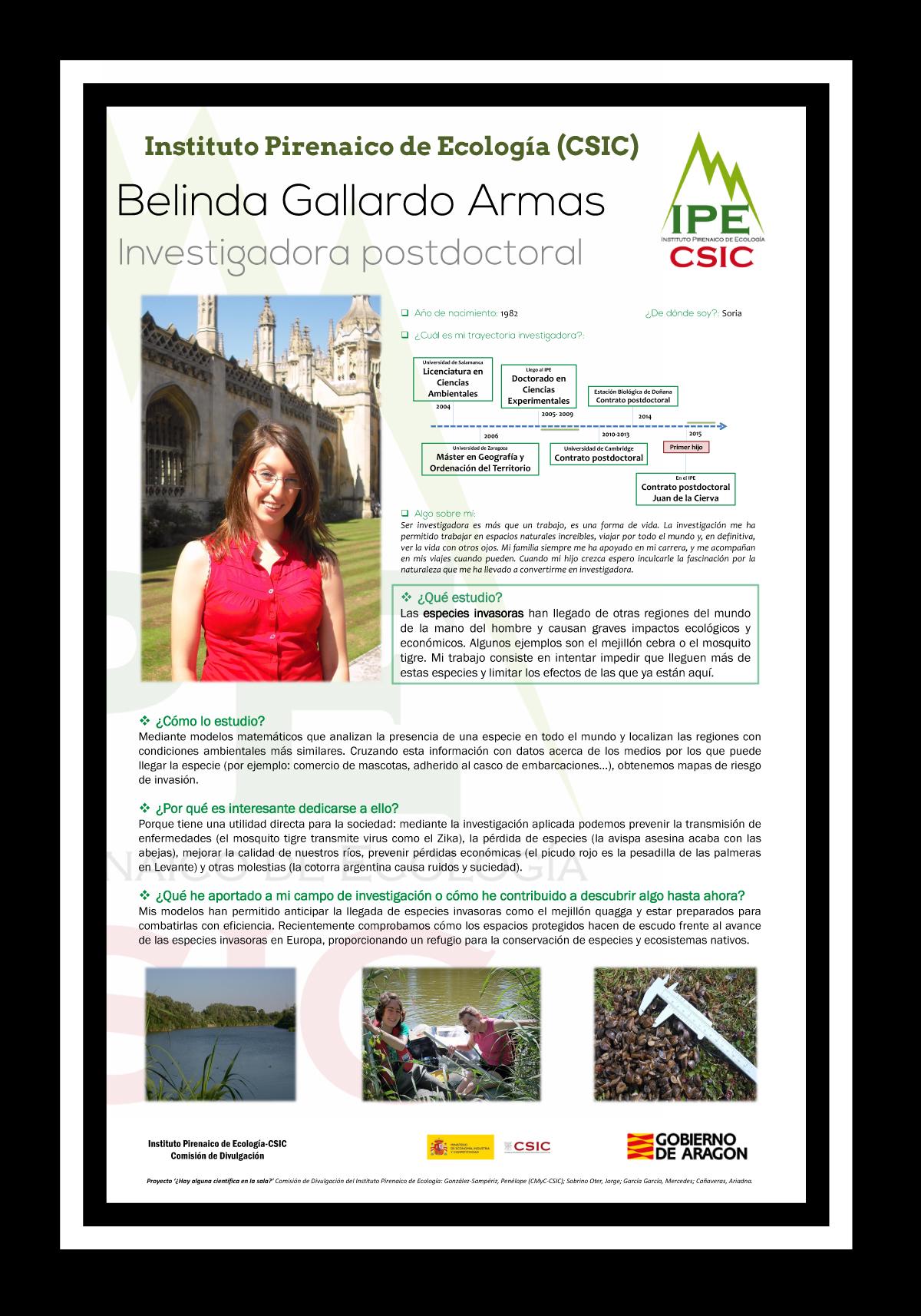 Belinda Gallardo Armas