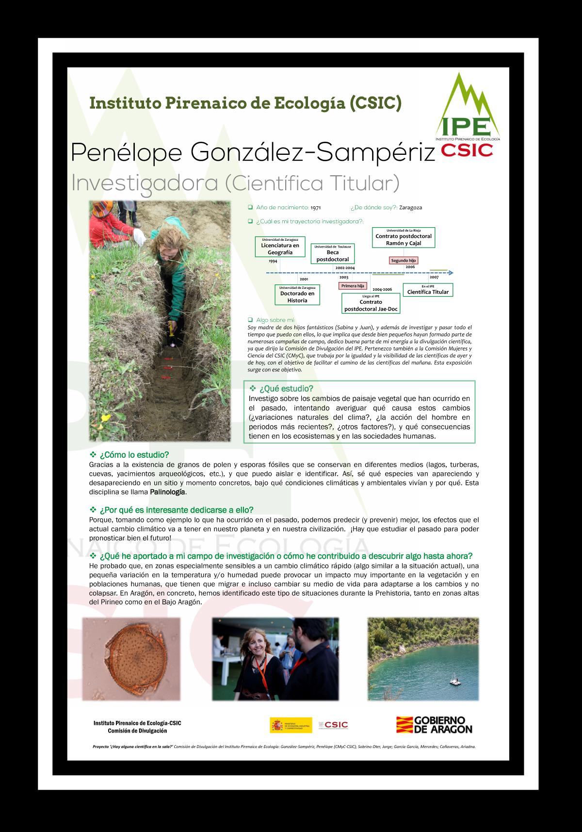 Penélope González-Sampériz