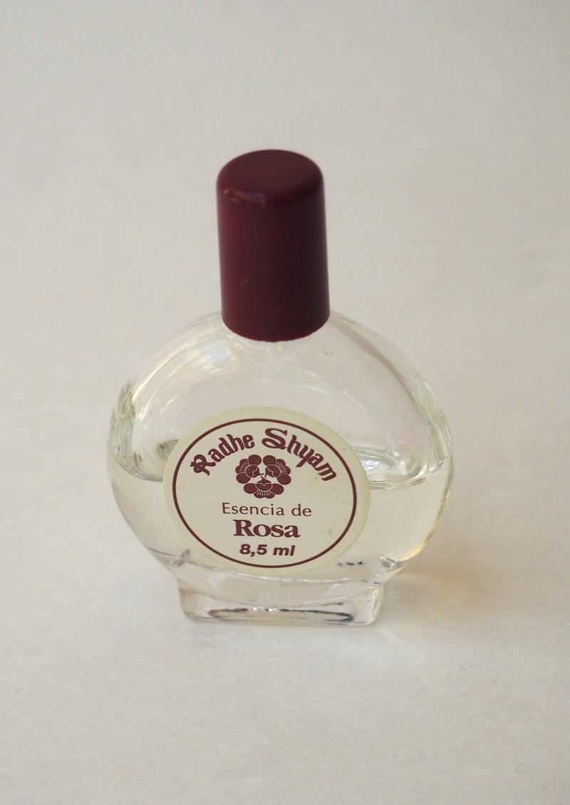 El perfume de una rosa