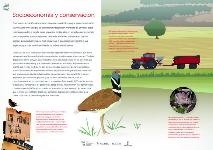 Socioeconomía y conservación