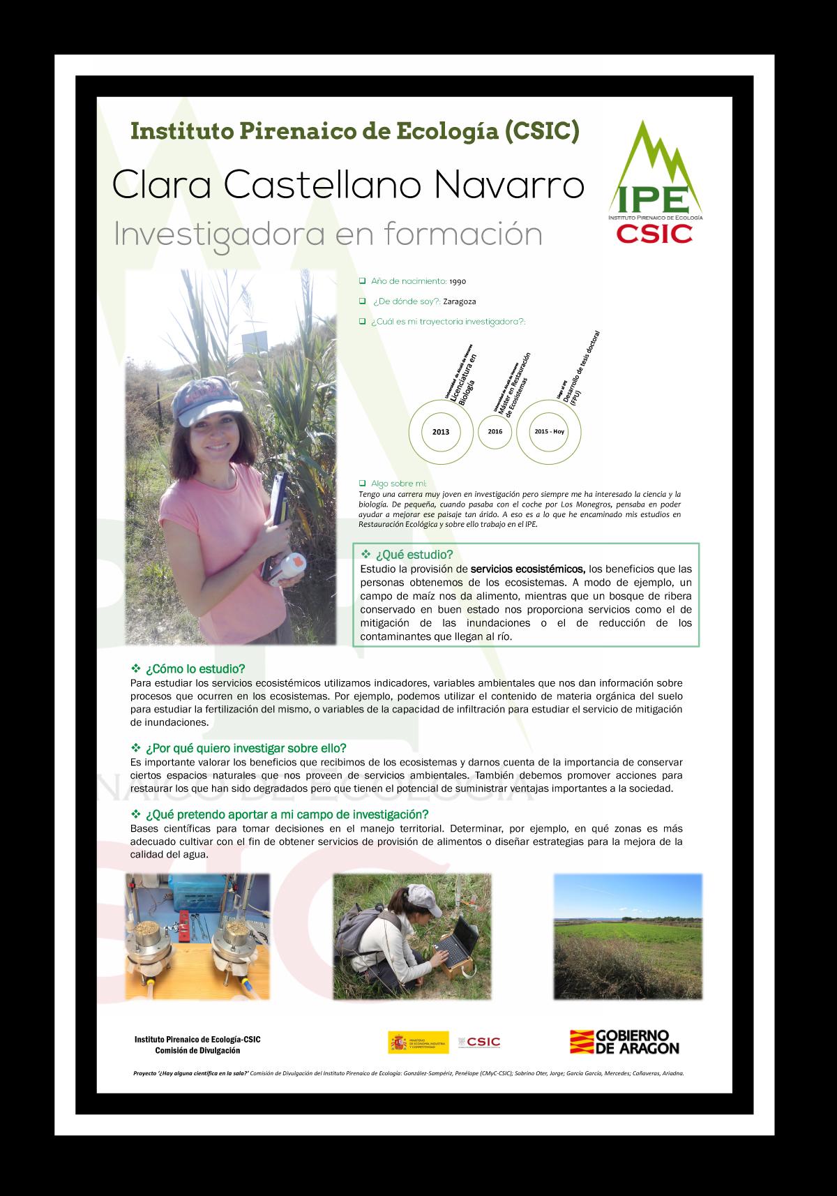 Clara Castellano Navarro