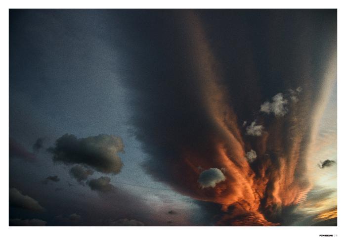 Taxonomía de las nubes