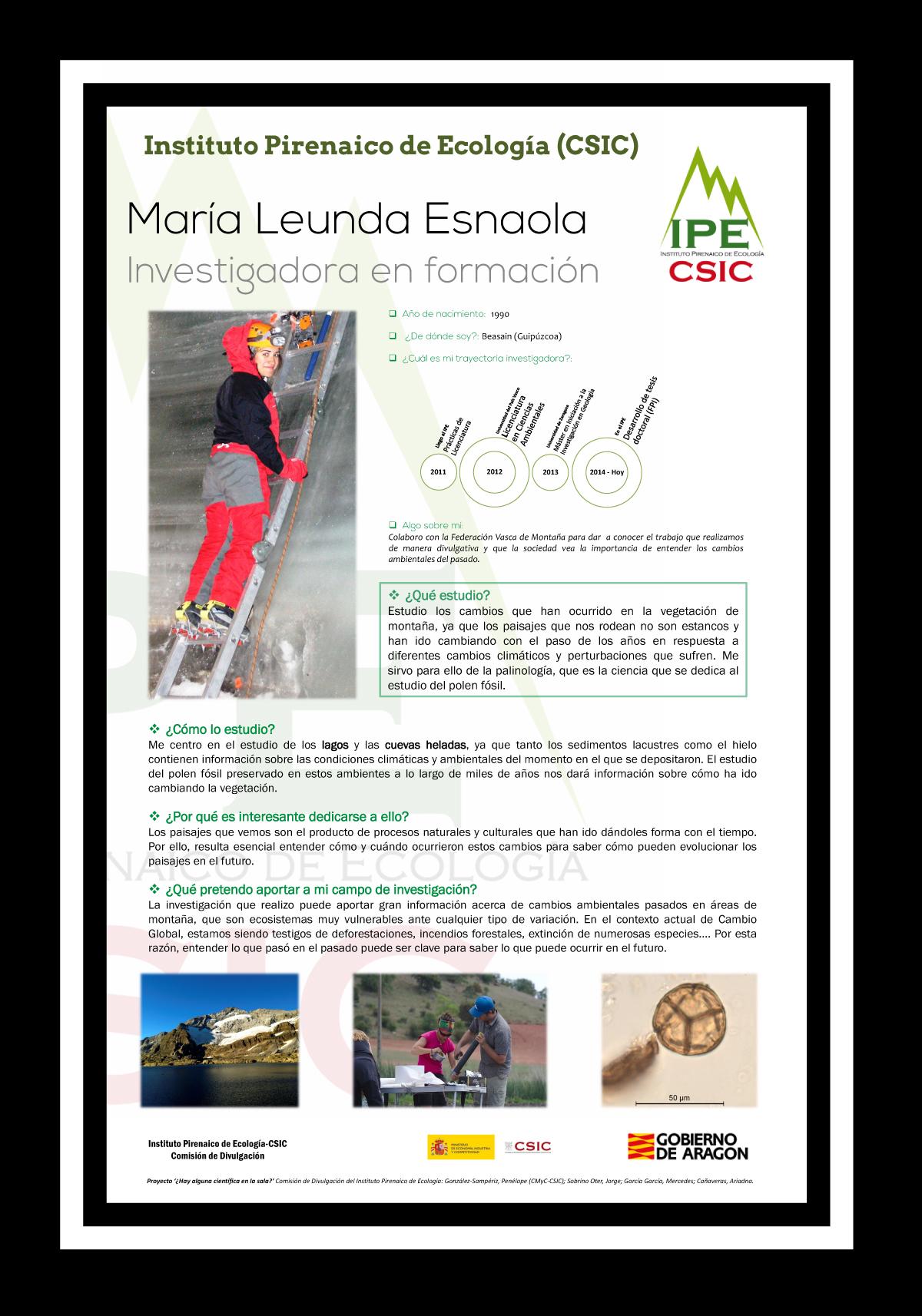 María Leunda Esnaola