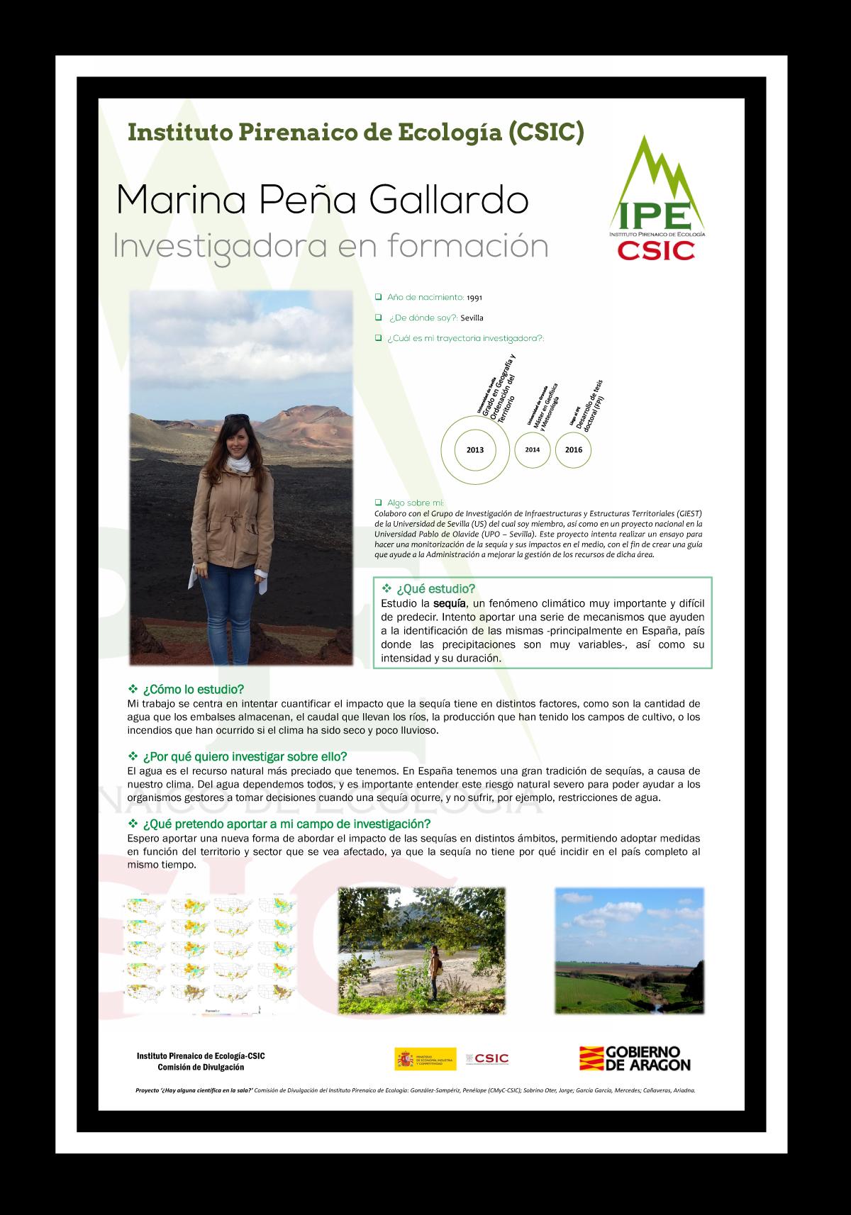 Marina Peña Gallardo