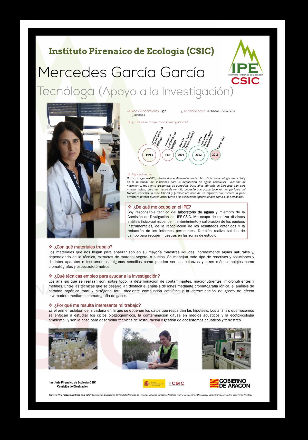 Mercedes García García