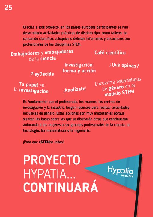 Proyecto Hypatia continuará