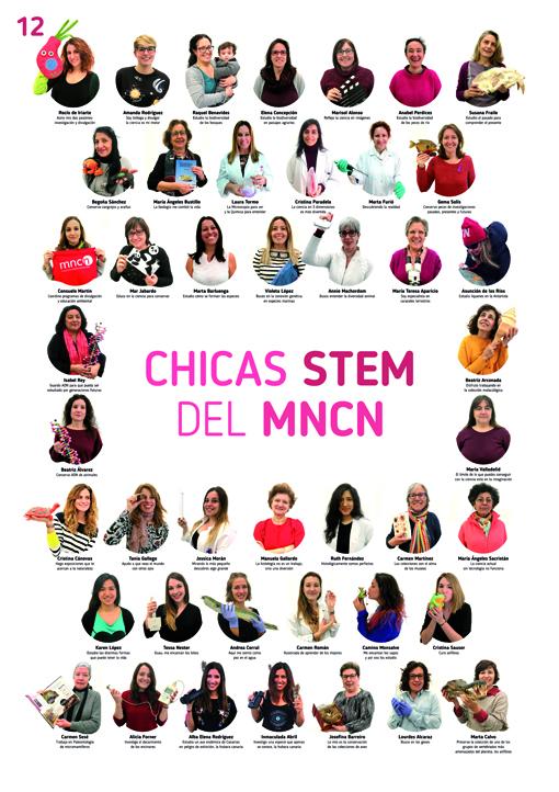 Chicas STEM