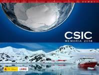 memoria CSIC 2016