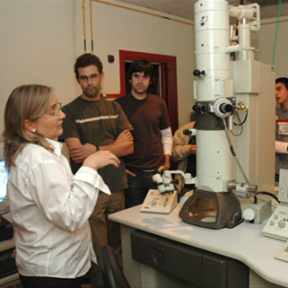 visitas a centros del CSIC en Madrid