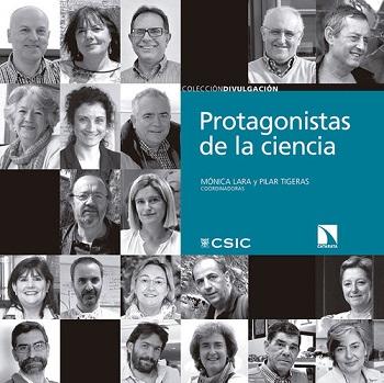 libro Protagonistas de la ciencia (nueva ventana)