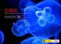 Memoria CSIC 2012