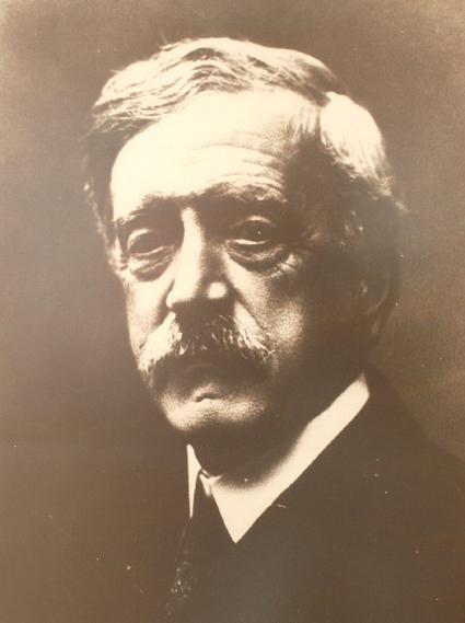 Fotografía de Ignacio Bolívar y Urrutia