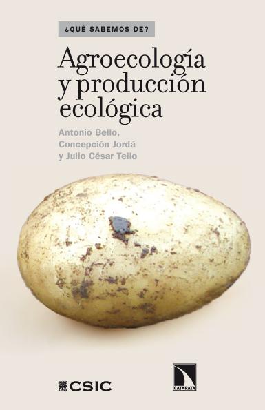 Cover of Agroecología y producción ecológica