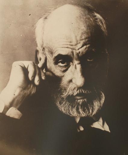 Fotografía de Santiago Ramón y Cajal